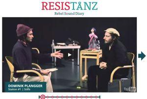 Dominik Plangger im Interview mit RESIS TANZ